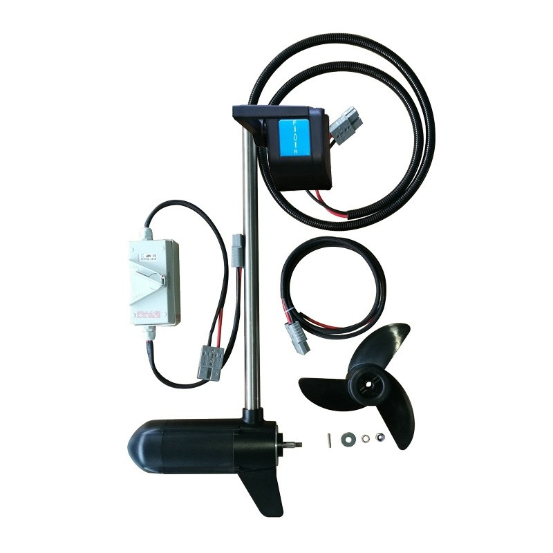 EcoPower 3.0 - 24V mit Fernlenkung
