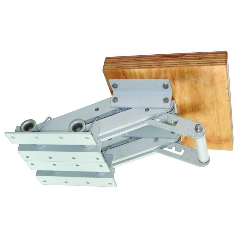 Motorhalterung klappbar für Motore bis ca. 50 kg