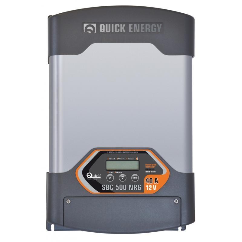 QUICK SBC1450 NRGHi-Power Ladegerät 24V, 60 Amp.