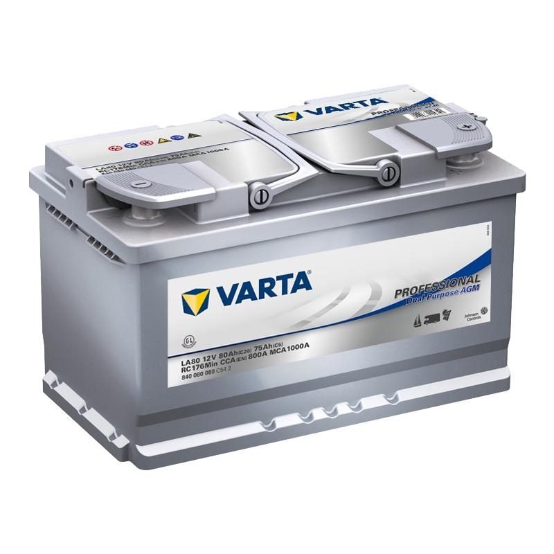 VARTA Professional AGM 12V 105Ah