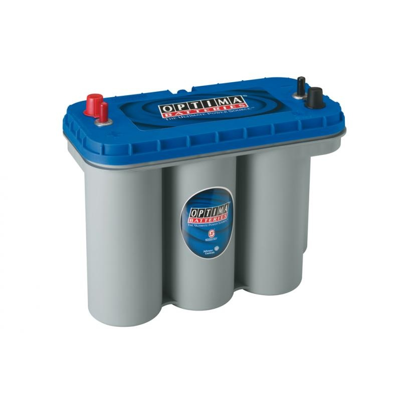 OPTIMA AGM Bootsbatterie '''BlueTop'' 55 Ah'