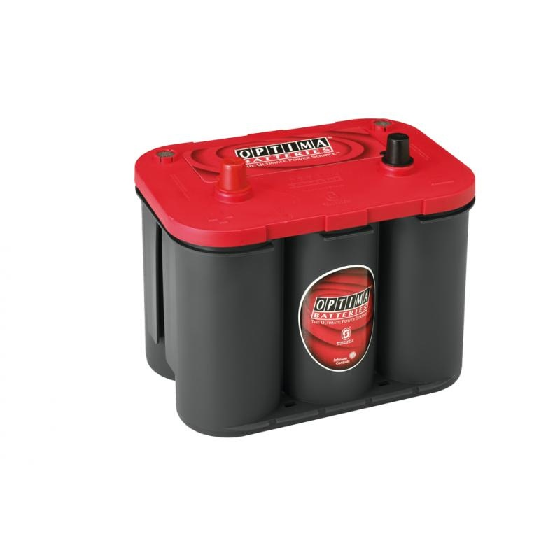 Optima Red Top Batterie RTS-4.2  12V 50Ah