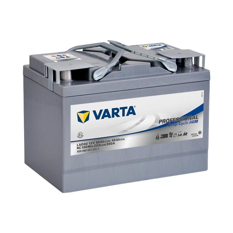 VARTA Professional Deep Cycle AGM 60Ah