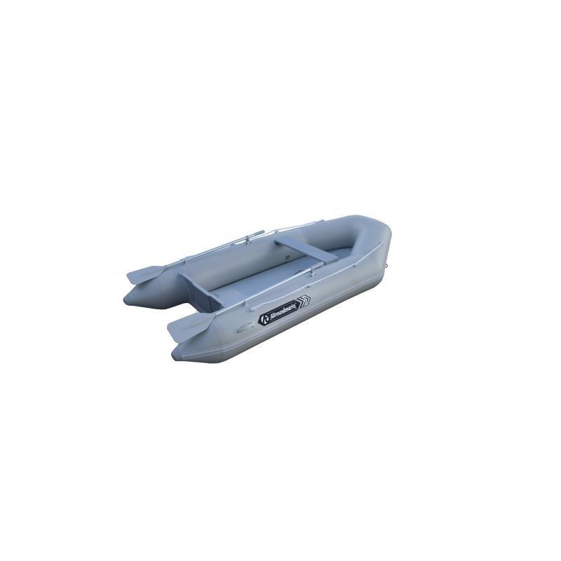 Schlauchboot AirStar + Elektromotor EcoPower 1.0 (12V/735W) + Batterie + Batteriebox