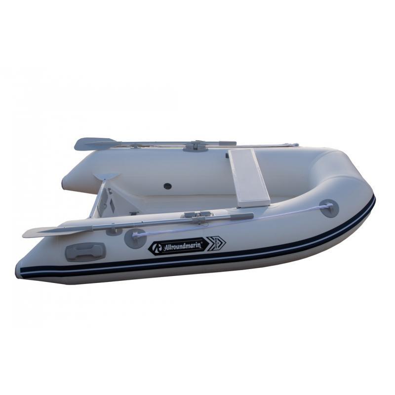 Schlauchboot Allroundmarin  Modell Ribstar mit GFK-V-Rumpf