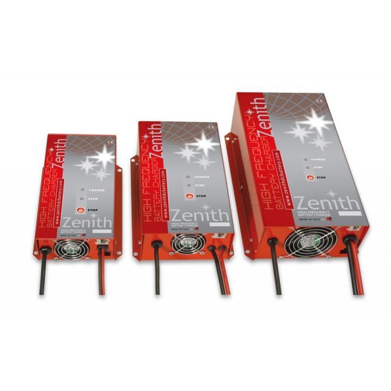 Zenith Lithium-Batt.-Ladegerät 24V  50 Amp.