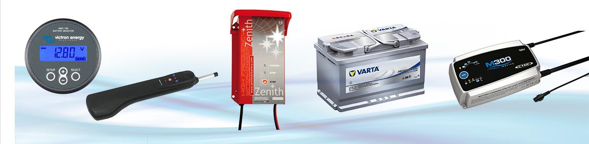 Zenith AGMGel Batt. Ladegerät 24V 30 Amp.